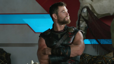 Thor: Ragnarok was one of the top three most successful films of 2017.