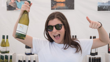 East Malvern's Food and Wine Festival.