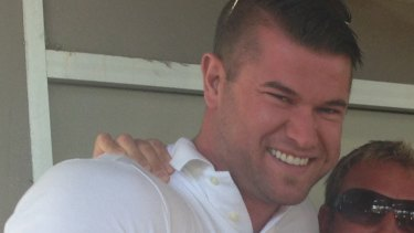 Tristan Waters, 35, has been extradited from Serbia over an alleged cocaine importation.