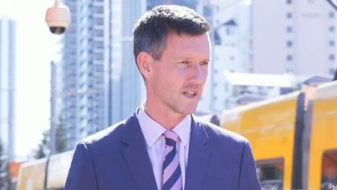 Transport Minister Mark Bailey timed the trial to coincide with the summer holidays.