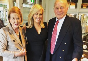 Sam Armytage posted an emotional tribute to her mother who died last Tuesday.