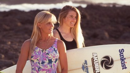 'The culture was terrible': new film charts how trailblazing women surfers forced change