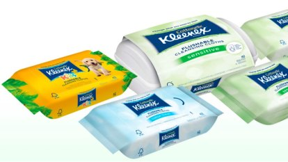 Court dismisses case against Kleenex maker over flushable wipes advertising