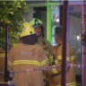 Man injured Glenroy fire dies in hospital