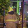 Man fighting for life after suspicious fire in Melbourne's north