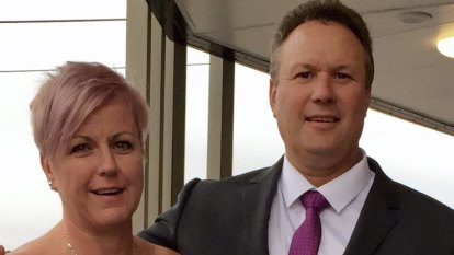 One Nation MP apologises for letting guests go through MPs' desks