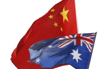 Relations between China and Australia have reached new lows amid a bitter trade dispute.