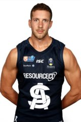 The Swans' mid-season recruit Michael Knoll is a former college basketballer.