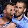 Sydney FC thrash Wanderers to reach third straight FFA Cup final