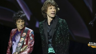 The Rolling Stones played at David Bonderman's 60th birthday party.