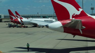 Qantas has changed the way in which it refers to Taiwan in line with China's demands.