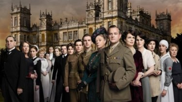 Downton Abbey was a co-production between the UK broadcaster ITV and the US public broadcaster PBS.
