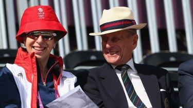 Princess Anne and Prince Philip shared a close bond.