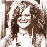 American rock artist Janis Joplin.