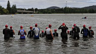 More women will have the opportunity to compete in triathlons this year.