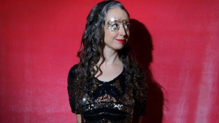 Melbourne Writers Festival artistic director Marieke Hardy.