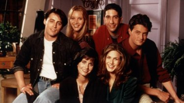 Fifteen years after its last episode was made, <i>Friends</i> remains one of Netflix's key draws - for now.