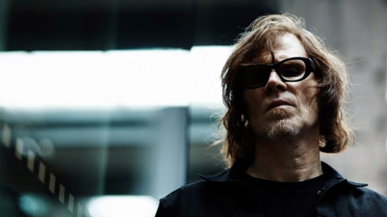 Mark Lanegan's memoir will chart a 10-year period from the late 1980s to the late '90s.