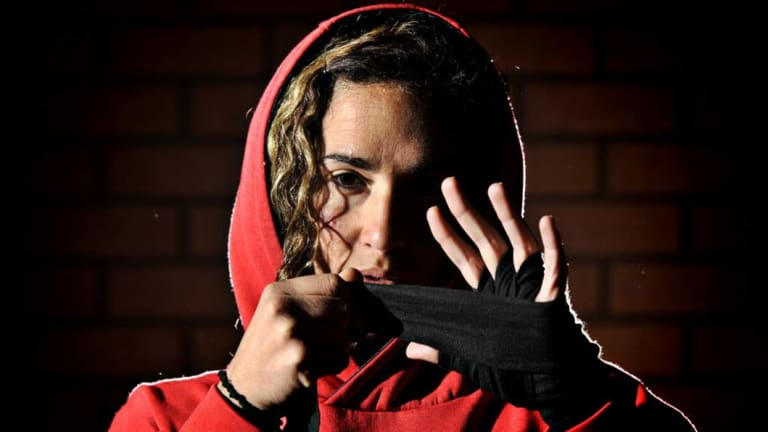 Bianca Elmir is eyeing the biggest stage in Australian boxing.