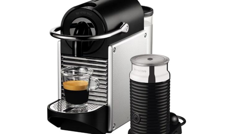Nespresso machines are convenient, but a bit wasteful.