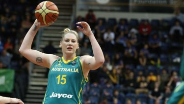 Lauren Jackson is Australia's greatest player.