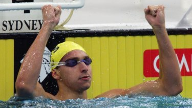 Ian Thorpe won five Olympic gold medals and was an 11-time world champion.