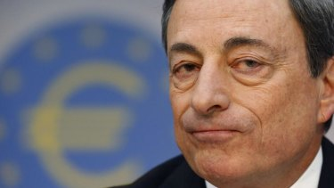 """Whatever it takes"" may not be enough this time for ECB President Mario Draghi."