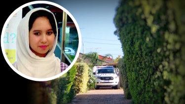 Ruqia Haidari was murdered in her Balcatta home by her husband Mohamed Ali Halimi two months into their arranged marriage.