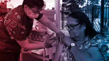 COVID-19 vaccine hesitancy has dropped again, with only 9 per cent of Australians objecting to the jab.