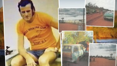 Desmond Carr disappeared in WA's North West outback in 1979.