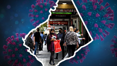 WA COVID-19 borders pandemic generic coronavirus