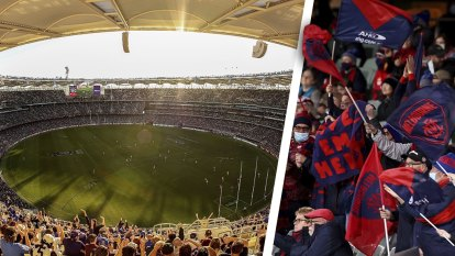AFL boss hints at grand final performers on arrival in Perth amid ticketeting quagmire