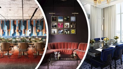 Take a sneak peek inside Perth's best private dining rooms