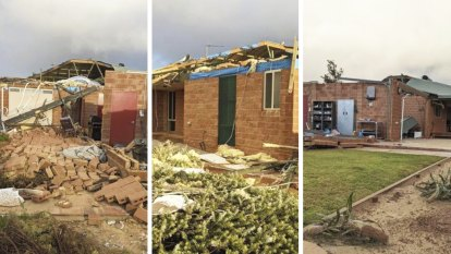 Power, phone outages stop residents reaching out to insurers in wake of Seroja's destruction