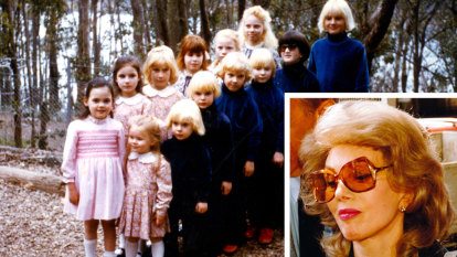 Anne Hamilton-Byrne, leader of notorious cult The Family, dies at 97