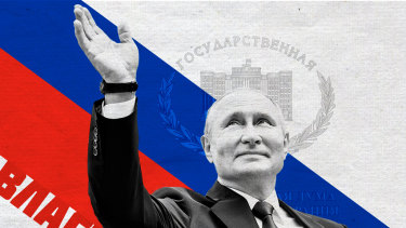 Vladimir Putin has cracked down on critics and opposition candidates ahead of latest Russian parliamentary elections