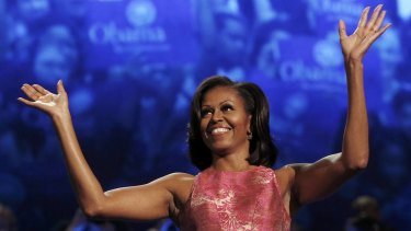 """Michelle Obama has revealed her """"2020 Workout Playlist""""."""