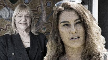 'You are in my meeting': Greens senator accused of verbal abuse of Indigenous elder