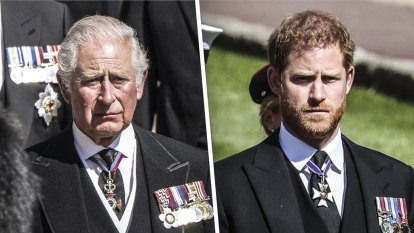 Prince Harry to leave Britain without having one-on-one with Prince Charles