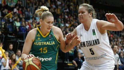 Lauren Jackson nominated for prestigious basketball Hall of Fame