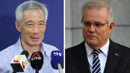 'Don't have to become like them': Singapore advises Australia to work with China