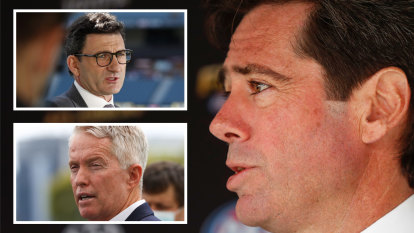 Who's in line for the AFL throne?