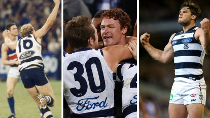 Crowning the king of Geelong's post-siren matchwinners