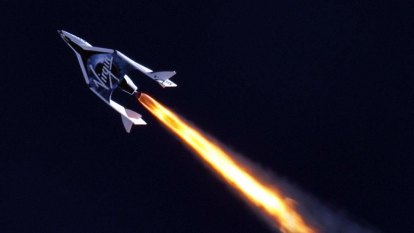 Virgin Galactic the newest cult stock on Wall Street after Tesla surge