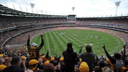 MCC bullish about full houses for AFL's MCG return