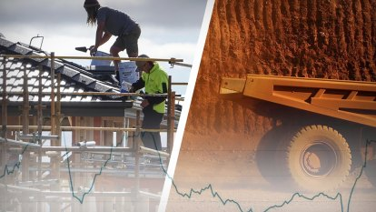 Strong housing market stops miners from poaching construction workers