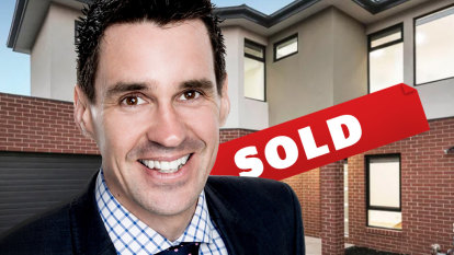 Richard Pusey and wife sell Doncaster townhouse for almost $1m