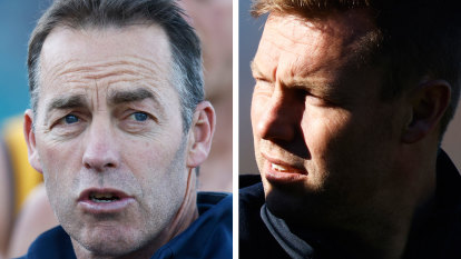 Hawthorn's Clarkson-Mitchell succession plan off to a shaky start