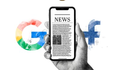 Why are tech giants opposing a 'news media bargaining code'?