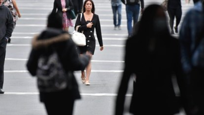 'It's quite exciting': Trickle of office workers return to CBD